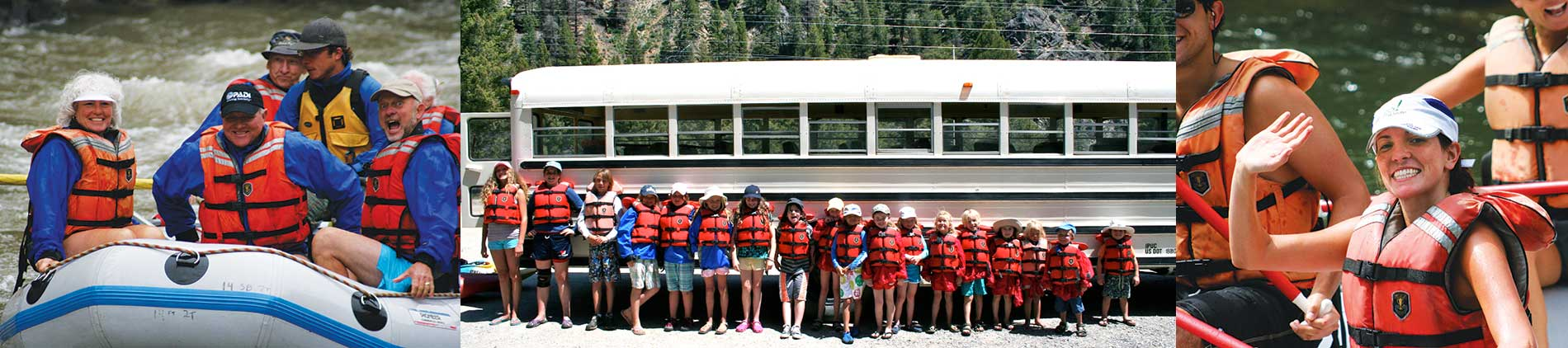 Main Salmon Whitewater Group Trips